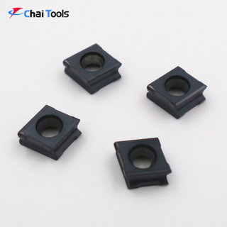 ENGX 09 Carbide insert for CNC machining process