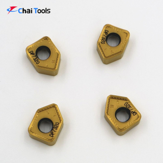 SNKX1206ANSN-W CT7320 Carbide insert for CNC face milling process