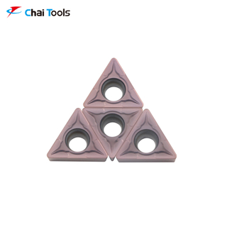 TCMT16T308-GM CT8225 CNC Tungsten Carbide turning insert for stainless steel machining