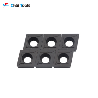 CCMT120408-GM CT5225 CNC Tungsten Carbide turning insert for stainless steel machining