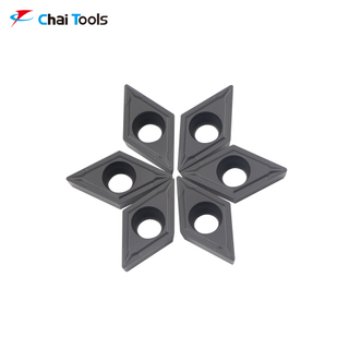 DCMT11T304-GM CT5215 CNC Tungsten Carbide turning insert for steel machining