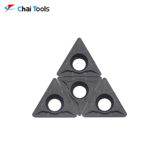 TCMT16T308-GM CT5225 CNC Tungsten Carbide turning insert for steel machining